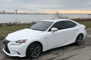 2016 Lexus IS 300 F SPORT 3 AWD