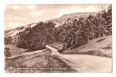 Painswick THE BEACONS Gloucester OLD H. M. STRANGE POST OFFICE LOCAL POSTCARD