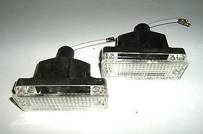 DATSUN PickUp Truck 720 1983-1984 Reverse Lights RH & LH Pair