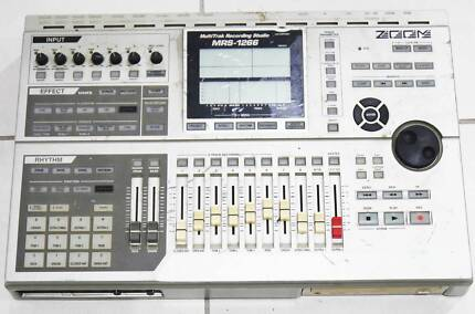 Zoom Mrs 1266 Multi Track Recorder Cheap Guitar Bass GC Nerang Gold Coast West Preview