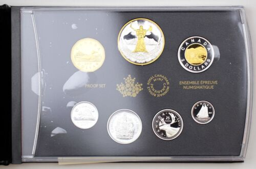 Canada 2017 Pure Silver Proof Set - 150th Anniversary of Canadian Confederation