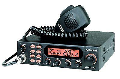 Brand New President Jfkii A  10 Meter Amateur Ham Radio Transceiver Jfk