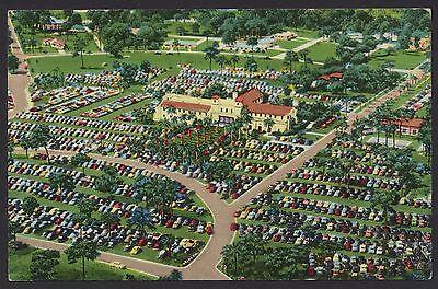 Pasadena Community Church St  Petersburg Florida Fl 1952 Postcard