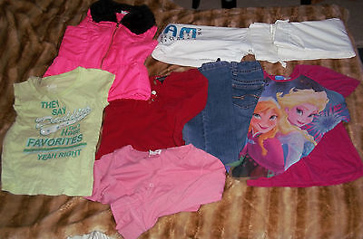Lot of Clothes size 8  clothes shirts abercrombie Justice Gap