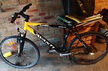 AVANTI mountain bicycle must be fixed Belmore Canterbury Area Preview