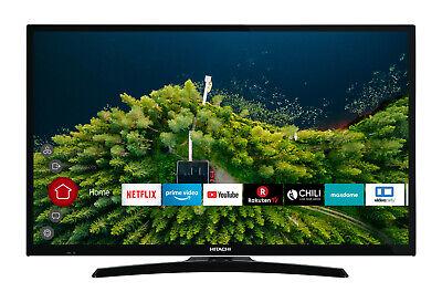 Hitachi H32E2000 Fernseher 32 Zoll HD ready Triple Tuner Smart TV PVR Alexa DTS