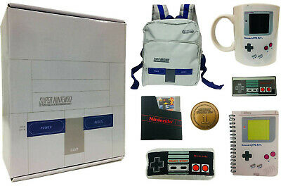 Official Super Nintendo Entertainment System Collector's Kit -