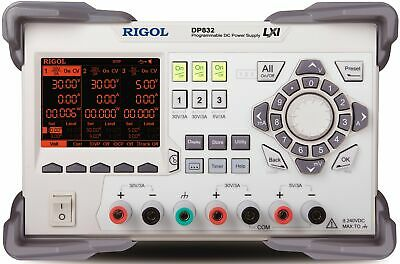 Rigol Dp832 Triple Output 195 Watt Power Supply
