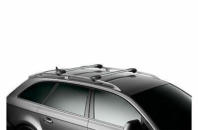 Barre portatutto THULE WingBar Edge GRIGIO Jeep Renegade > Barre Longitudinali