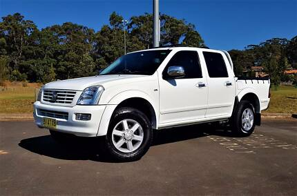 2006 Holden Rodeo Ute Port Macquarie Port Macquarie City Preview