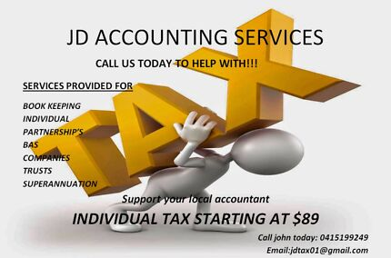JD ACCOUNTING SERVICES