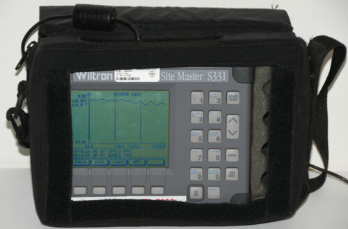 Anritsu Wiltron S331 Site Master