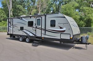 New Travel Trailer for Rent!