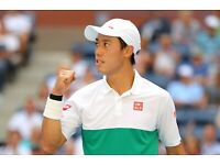 Uniqlo NK tennis cap black Kei Nishikori 2019 French Open model JAPAN 2019