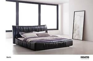 Brand name premier PU leather bed Minchinbury Blacktown Area Preview