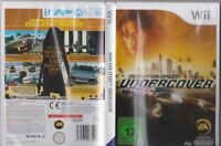 WII Spiel - Need for Speed - Undercover ab 12 Jahre Niedersachsen - Adendorf Vorschau
