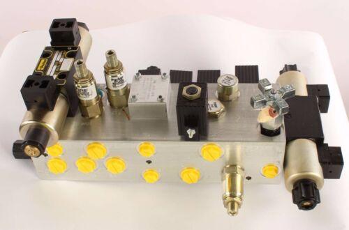 New HFC32787 Parker Hannifin Hydraulic Control Valve