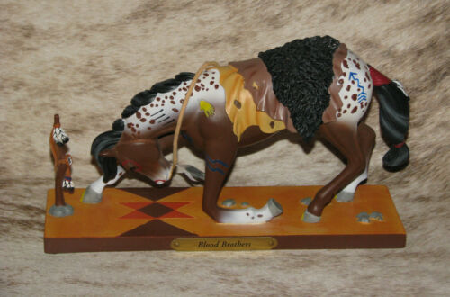TRAIL OF PAINTED PONIES Blood Brothers 1E/2344 #4043943 Rare and Hard to Find