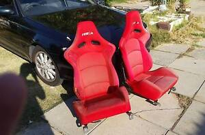 Silvia S13 S14 S15 200sx Forza bucket seats Mirrabooka Stirling Area Preview
