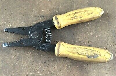 Klein Tools 11045 Wire Strippers Cutters 10-18 Awg - Usa