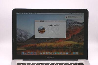 """Usado, Apple MacBook Pro 13"""" MB991LL/A 13.3"""" Intel Core 2 Duo 2.4GHz 4GB 250GB 2010 segunda mano  Embacar hacia Argentina"""