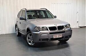 2006 BMW X3 3.0d Everton Hills Brisbane North West Preview