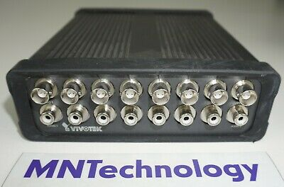 Vivotek Vs8801 Rack Mount 8 Channel Video Server