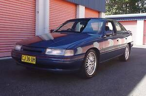 1989 Holden Commodore VN Berlina V8 Sedan (Genuine 84,700km's) Banora Point Tweed Heads Area Preview