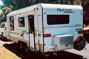 Retreat Lindeman caravan Capel Capel Area Preview