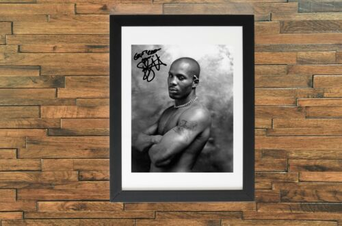 DMX Autographed Signed Reprint 8x10 Photo Poster Print Tupac