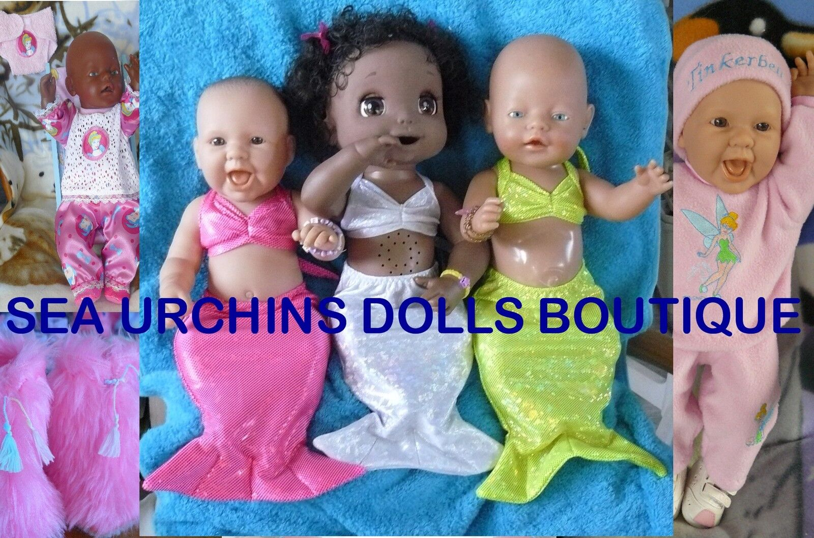 SeaUrchins Doll and Baby Boutique