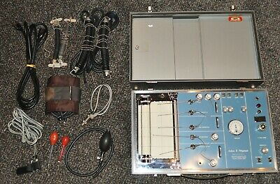 Arther Ii Polygraph Model 6329 Polygraph Lie Detector Associated Research 1960s