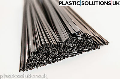 6mm PP Plastic welding rods yellow pack of 20 pcs //flat strips//