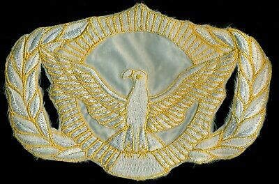 USAF Security Police Function Badge Old Silk Patch R-5 for sale  Shipping to United States