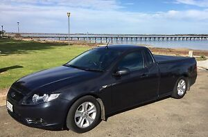 2011 Ford Falcon R6 Ute Auto Walkley Heights Salisbury Area Preview