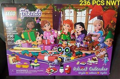 LEGO Friends Advent Calendar 41420 Building Kit 236pcs Brand New 2020