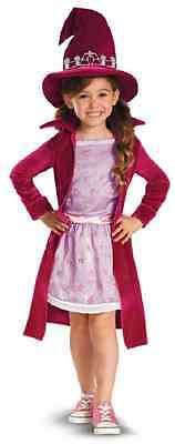 Evie Classic Mike the Knight Nick Witch Girl Fancy Dress Halloween Child Costume