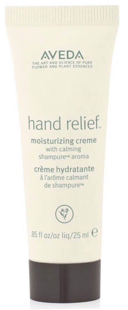 hand relief shampure scent 85 oz lotion