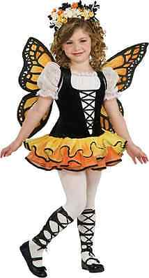 Monarch Butterfly Insect Animal Fancy Dress Up Halloween Toddler Child Costume - Monarch Butterfly Toddler Halloween Costume