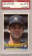 1984 Donruss Mattingly