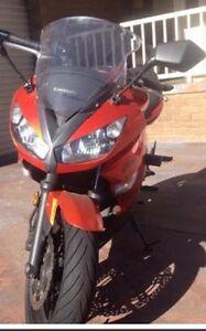 Kawasaki Ninja 650RL (LAMS) ABS - reduced Rasmussen Townsville Surrounds Preview