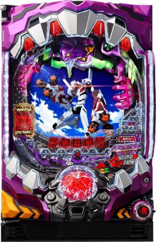 Evangelion 2019 Pachinko Machine Japanese Pinball MANGA Neon Genesis REBORN