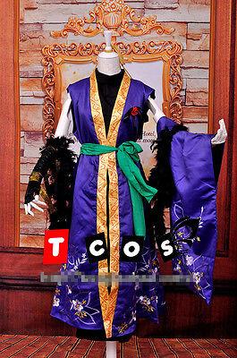 Vocaloid Kamui Gakupo Setsugetsuka Cosplay costume Kostüm Abend-Kleid - Gakupo Cosplay Kostüm