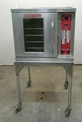 Blodgett Ctbr Electric Half Size Convection Oven With Stand 208-230 Volts