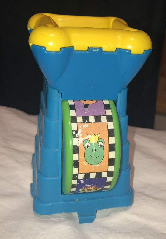 Evenflo Castle Ultra Exersaucer Castle spinning tray Toy Replacement Part