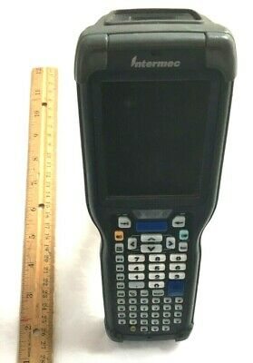 Intermec Handheld Computer Scanner With Stylus Ck71a No Battery Pack