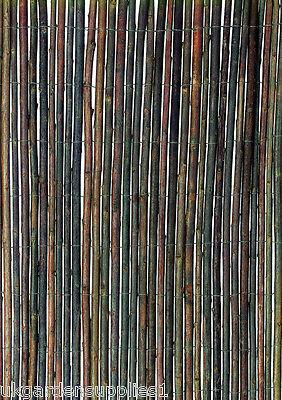 7.6m wide x 90cm high Willow Screening / Garden Screen / Fence / Panel