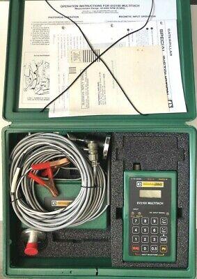 Caterpillar 6v3121 6v2100 Multitach Group Kit