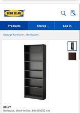 3x IKEA 'Billy' bookcases Sylvania Waters Sutherland Area Preview