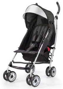 Summer Infant 3D Lite Convenience Stroller  MSRP $200